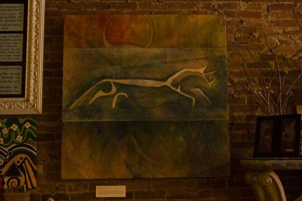 Chalk Horse