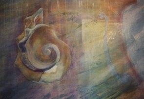 Silence (detail), from Sea Hear, 2001