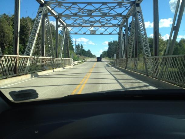 Ah, that crazy beautiful bridge.